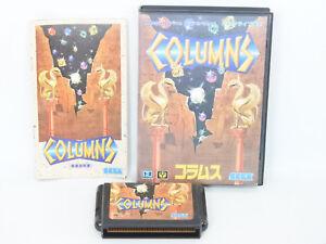 COLUMNS-Item-Ref-ccc-Mega-Drive-Sega-Video-Game-JAPAN-md