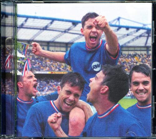 1 of 1 - ROBBIE WILLIAMS SING WHEN YOU'RE WINNING 12 TRACK CD - EXCELLENT - VGC