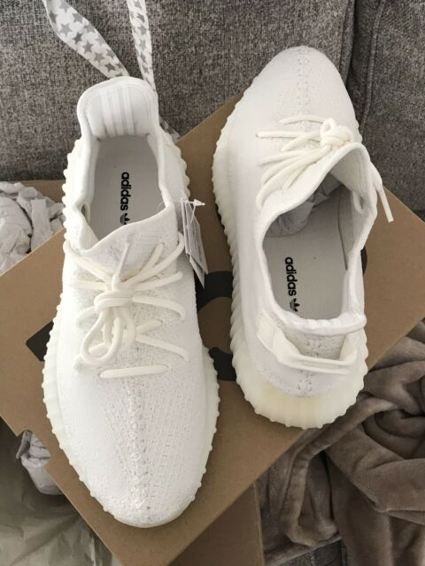 Adidas Yeezy Boost 350 V2 (Triple Blanc) Taille UK 11