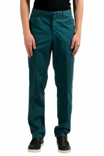 34 Pine Usa Uomo Casual Versace Collection It 50 Verde Pantaloni c106S0fqP
