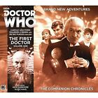 The First Doctor Companion Chronicles Box Set by Simon Guerrier, Ian Potter, Martin Day (CD-Audio, 2015)
