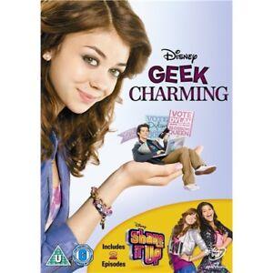 Geek Charming (Disney Sarah Hyland) + Shake It Up New DVD R4