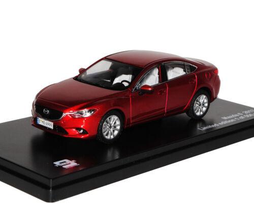 Mazda 6 Limousine Rot 3 Generation Typ GJ Ab 2012 limitiert 1 von 504 Triple ..