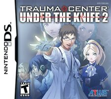 Trauma Center: Under The Knife 2 - Nintendo DS Game Complete