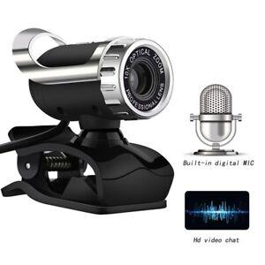 HD-12-Megapixels-USB-2-0-Webcam-Camera-w-MIC-Clip-on-for-Computer-PC-Laptops-et