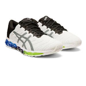 Asics Homme Gel-Quantum 360 5 Chaussures De Course Baskets Sneakers Blanc Sports