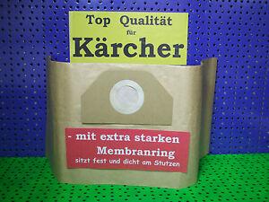 K 2251 Inox 40 Beutel geeignet für Kärcher 6.959-130 ,K 2150 K 2201 F
