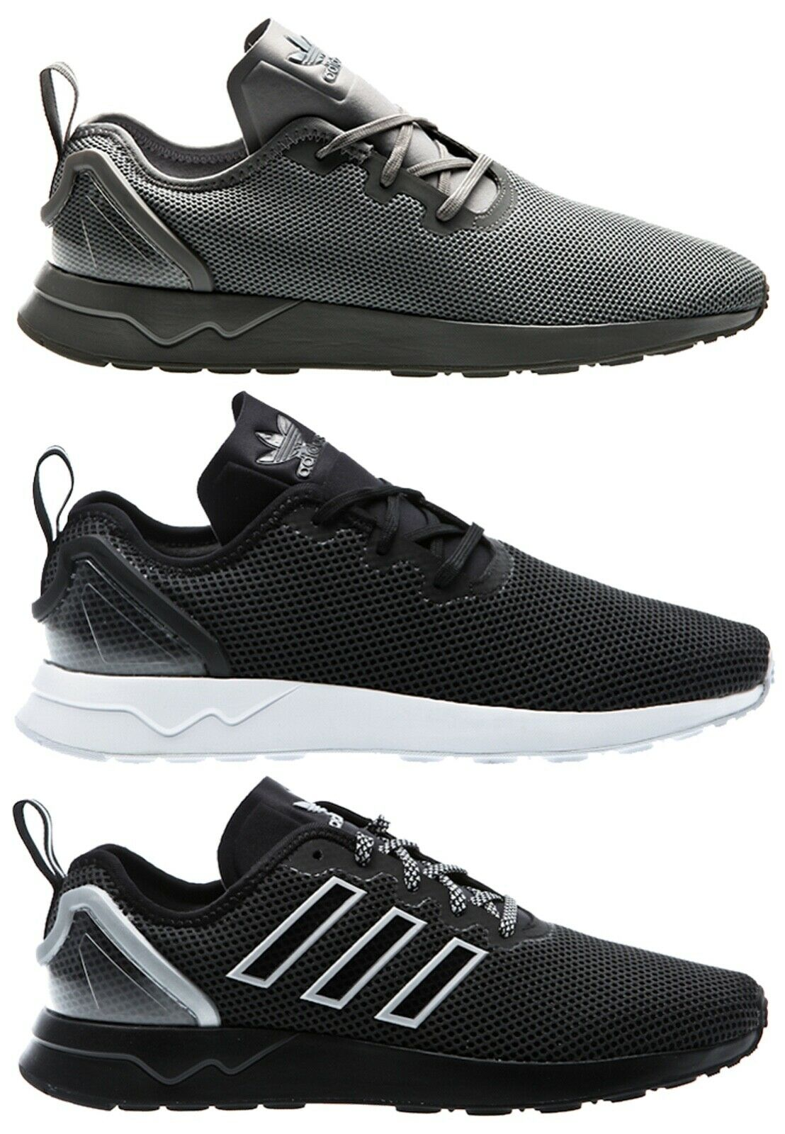 official photos 14bff 92f89 Adidas Zx Flux Racer Adv Asymmetrical Men Sneaker Mens Shoes Runnings Shoes