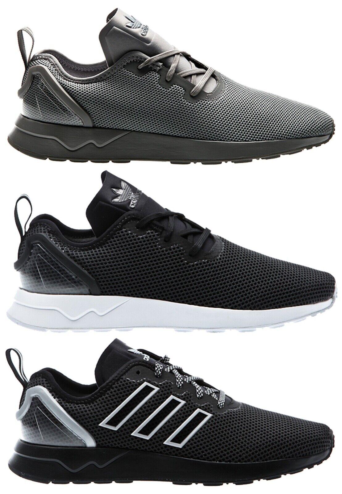 official photos 59887 96e9d Adidas Zx Flux Racer Adv Asymmetrical Men Sneaker Mens Shoes Runnings Shoes
