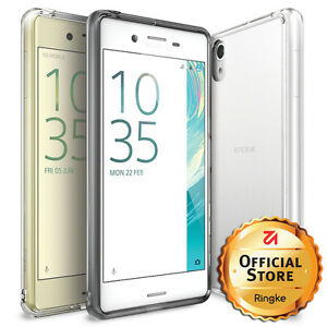 For-Sony-Xperia-X-Performance-Ringke-FUSION-Clear-PC-Shockproof-Case-Cover