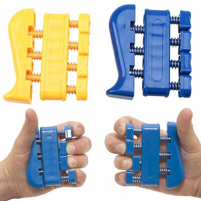 3pcs Finger Training Band Hand Exerciser Crimp Resistance Stretch Strength Grip