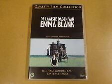 DVD / DE LAATSTE DAGEN VAN EMMA BLANK