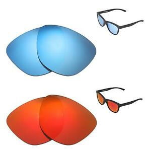 da575f932dc Image is loading Walleva-Fire-Red-Ice-Blue-Polarized-Replacement-Lenses-