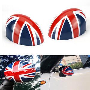 Union-Jack-Retroviseur-Casquettes-Couverture-pour-BMW-Mini-Cooper-R55-R56-R58