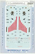 1/72 MicroScale Decals USAF F-16C Falcon 86th TFW CO AC Ramstein AFB 72-545