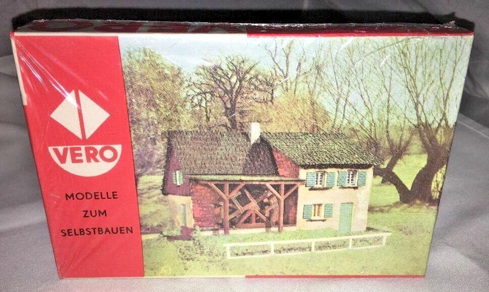 Vintage Vero Modell Wassermühle o Motor 54 5830/129/762 Uber Rare