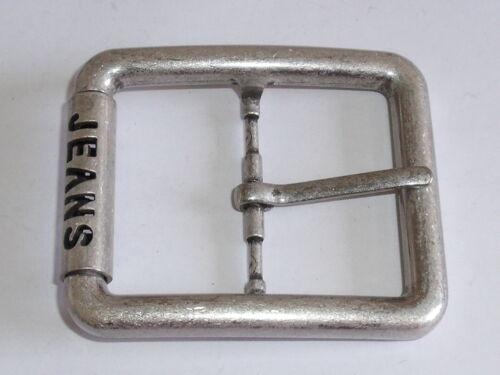 Adorno en la cintura cierro hebilla roll 4,5 cm mercancía nueva bastones inoxidable #793.2#