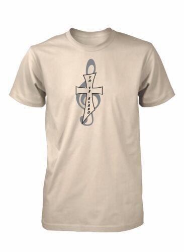 Aprojes Yo Te Alabo Jesus Alabanza Musica Camiseta Cristiana Para Hombres
