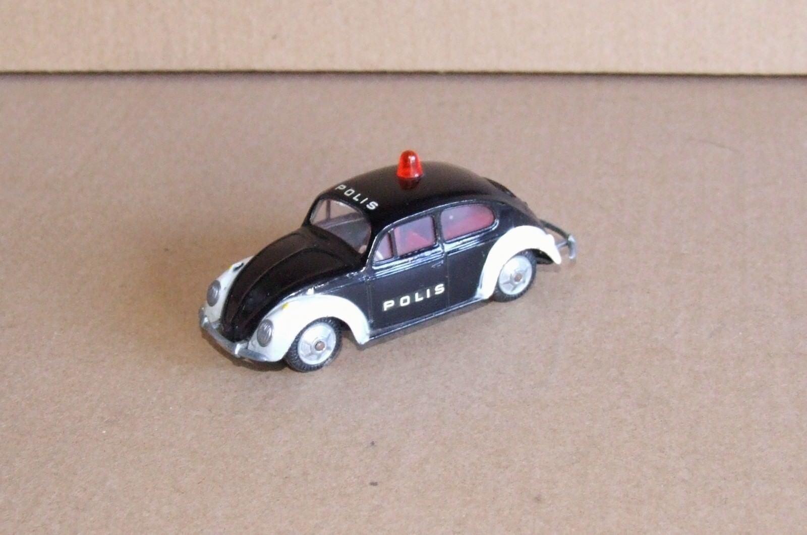 TEKNO 819 Volkswagen POLIS -  Beetle  VW