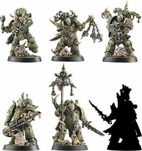Warhammer-40-000-Space-Marine-Heroes-Series-3-Plastic-Model-Set-of-6