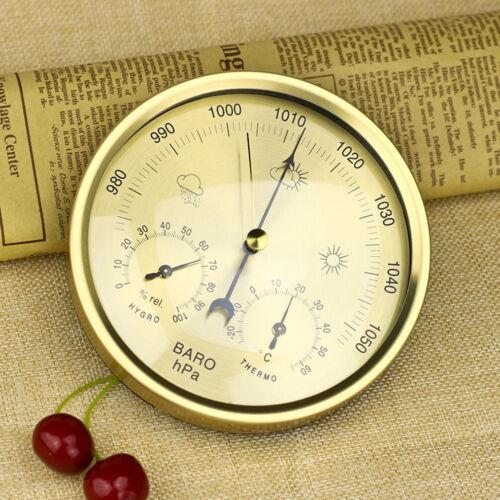 Barometer für Wetterstation Hygrometer Thermometer Luftdruck Luftfeuchtigkeit DE