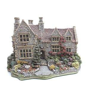 Lilliput-Lane-Armada-House-Rare-Boxed-With-Deeds