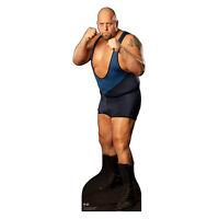 The Big Show Wwe Wrestler Lifesize Cardboard Cutout Standup Standee Poster F/s