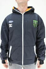 New DC SHOES Mens Ken Block Teamworks Monster Afton Snow Jacket M Black Medium