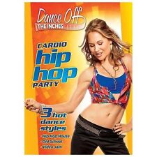 Dance Off the Inches: Cardio Hip Hop Party (DVD, 2013)