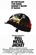 """Completo METALLO GIACCHETTO"" (Stanley Kubrick) - completo misura US Film Poster"