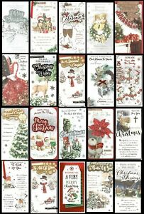 FRIENDS, NEIGHBOURS, SOMEONE SPECIAL etc ~ CHRISTMAS Card ~ CHOICE OF DESIGNS