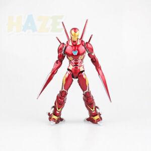 Avengers-Infinity-War-Iron-Man-MK50-Nano-Weapon-Set-S-H-Figuarts-Figure-Model