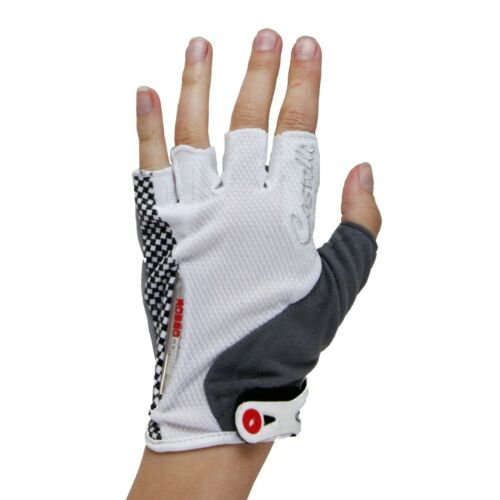 XL Sizes M L Castelli W Rosso Corsa Womens Cycling Gloves