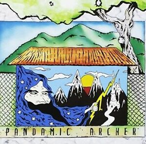 Archer-Pandamic-New-amp-Sealed-CD