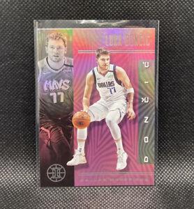 Luka-Doncic-Pink-Dallas-Mavericks-SSP-2019-20-Panini-Illusions-134-NBA-Rare