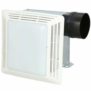 50 Cfm Broan Ventilation Fan Light Combo Bathroom Exhaust