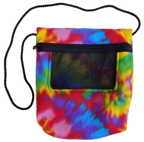 Bonding Pouch (Tie Dye) for Sugar Gliders and small pets