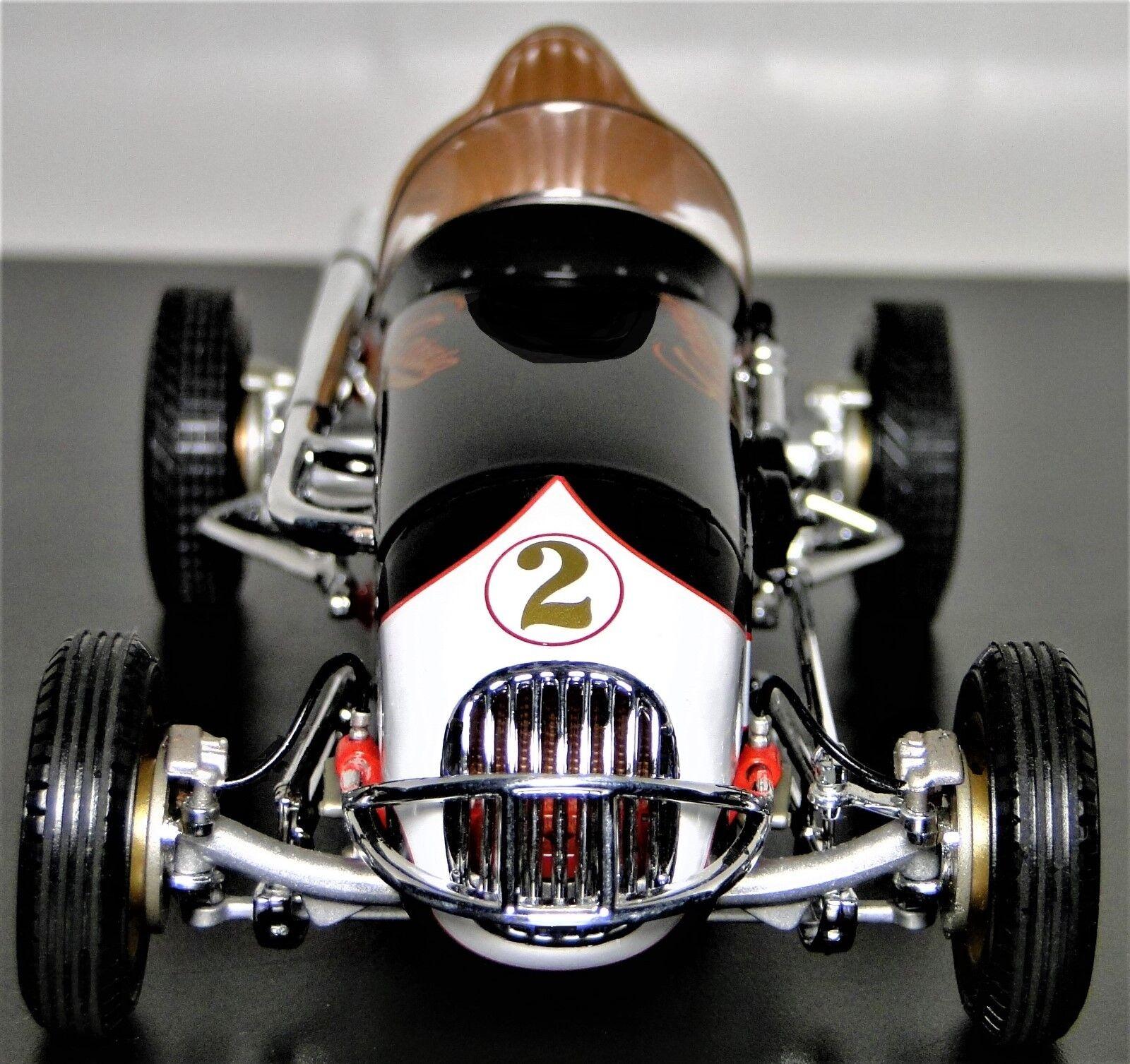 1 Auto De Carrera Ferrari F Grand Prix 18 1960s 43 Vintage 24 Indy carrusel Negro 12