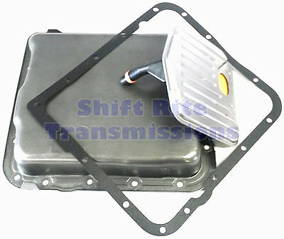 700R4 SHALLOW PAN FILTER GASKET 4L60 MD8 TRANSMISSION GM CHEVY 1982-1993