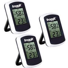 Digital Thermometer 3er Set FT0042  LCD Display Hygrometer Temperatur Raumklima