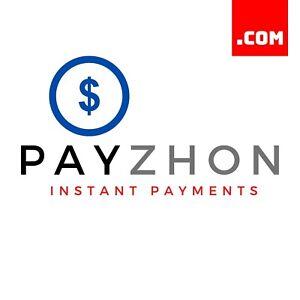 PAYZHON-COM-7-Letter-Domain-Short-Domain-Name-Catchy-Name-COM-Dynadot