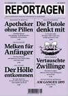 Reportagen. Bd.25 von Mark Twain, Juliane Schiemenz, Alia Allana, Urs Mannhart und Susan Dominus (2015, Kunststoffeinband)