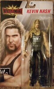 KEVIN-NASH-WWE-Mattel-Wrestlemania-35-Basic-Wrestling-Action-Figure-Toy-DMG-PKG