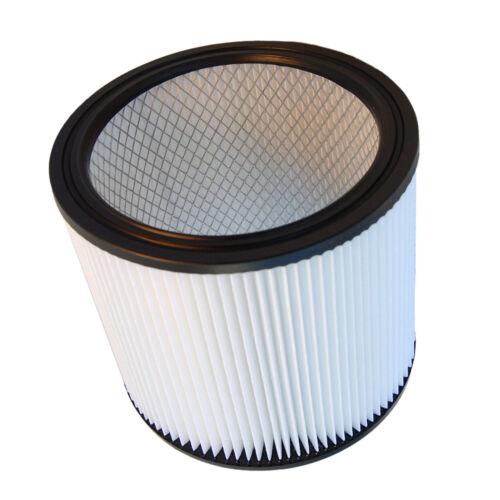 2-Pack HQRP H12 Cartridge Filter for Shop-Vac SL16-575A SS12-300A SS11-450