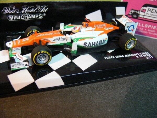 1/43 Minichamps Force India Mercedes P. DI RESTA 410 120011 *