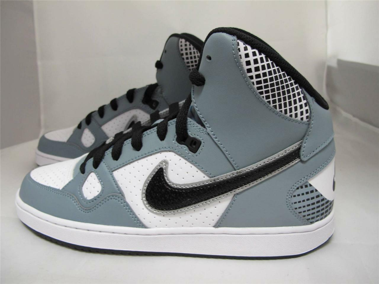 NEW Hommes MID NIKE SON OF FORCE MID Hommes 616281-019 53c957