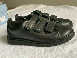 BNIB Clarks NATE MAZE Black Leather
