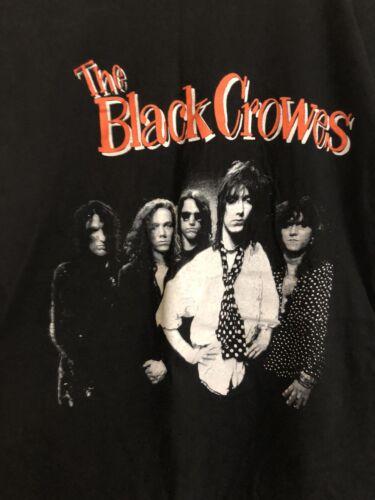 *RARE* Vintage The BLACK CROWES concert 1990s Tour