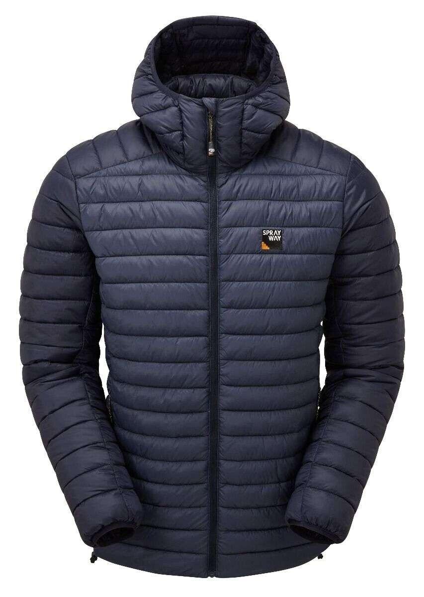 Sp way Agan Jacket Men - Mens insulated hiking, walking jacket