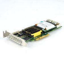 Adaptec ASR-5805/512MB 8 Channel SAS/SATA RAID Controller Card w/ Battery LP
